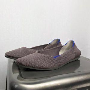 ▪️Rothys▪️mink pointed toe flats